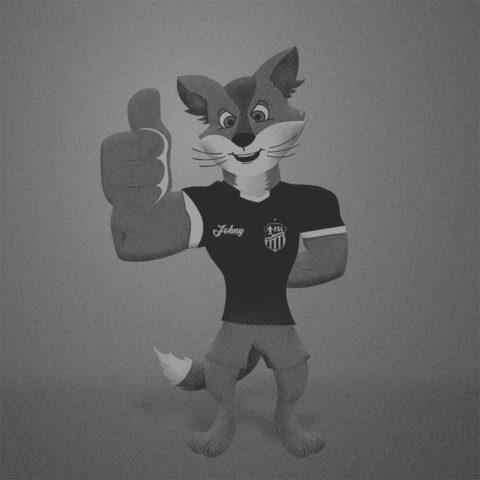 Mascote Futsal São Lourenço
